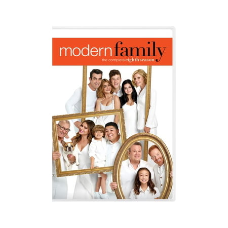 Modern Family: The Complete Eighth Season (DVD) (Watch Modern Family Halloween)