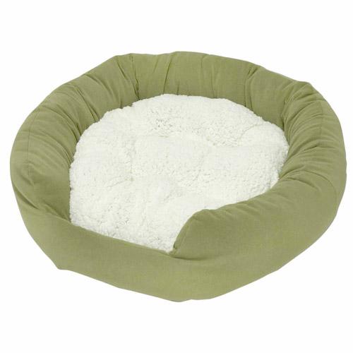 "Murphy Donut Dog Bed, Small, 24"", Moss"