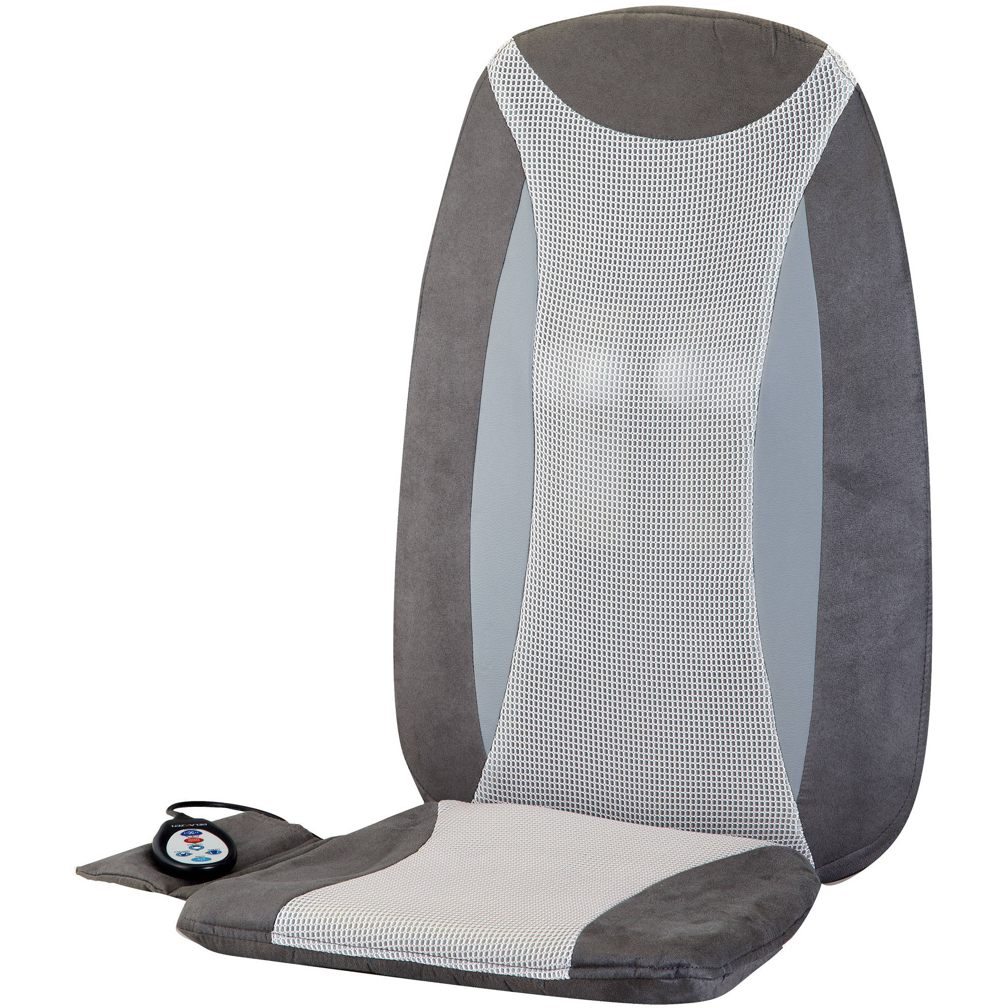 Relaxzen Full Back Shiatsu Massage Cushion