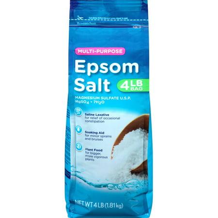 Epsom salt brands