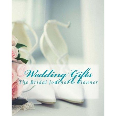 Wedding Gift Ideas Walmart : Wedding Gifts: The Bridal Journal & Planner - Walmart.com
