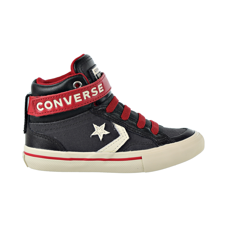 Converse Pro Blaze Strap Hi Kids Shoes