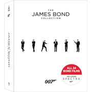 The James Bond Collection (Blu-ray) by Mgm