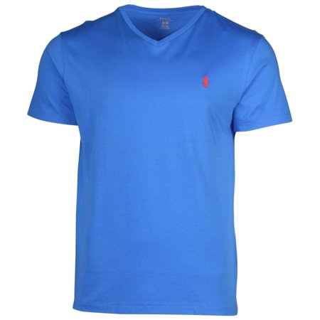 Polo Ralph Lauren Mens Classic Fit V Neck T Shirt Sparoyal