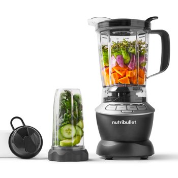 NutriBullet 1000W Blender Combo with Single Serve Cups