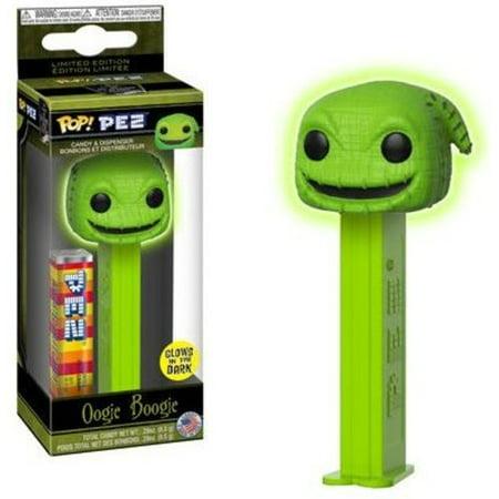 FunKo POP! PEZ Dispenser, Nightmare Before Christmas Oogie Boogie](Nightmare Before Xmas Characters)