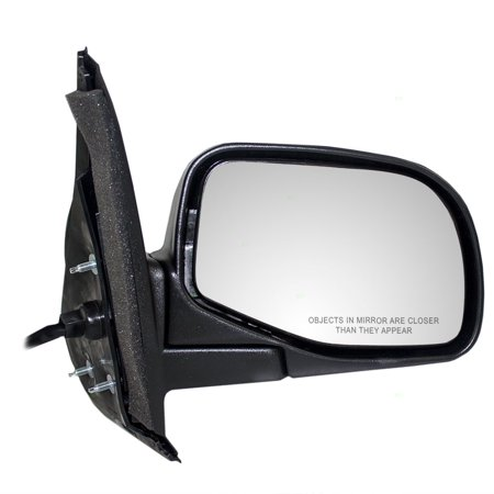 - Passengers Power Side View Mirror Replacement for Ford Mercury SUV F5TZ 17682 B
