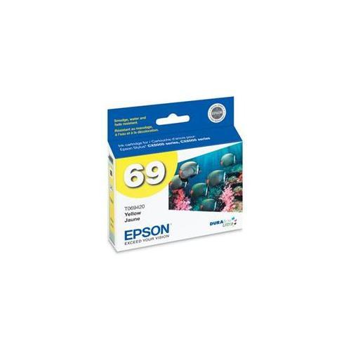 Epson T069420 DURABrite Ultra Ink, Yellow