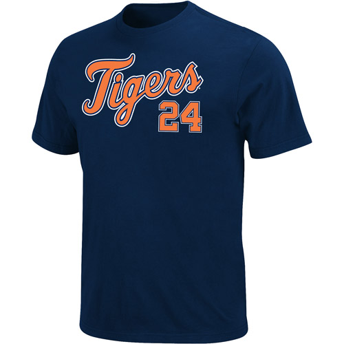 MLB Big Men's Detroit Tigers  Tee, Miguel Cabrera