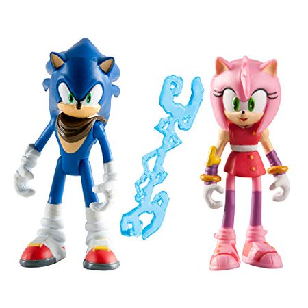Amy Rose Sonic Boom (Sonic Boom Small Figure - Sonic and)