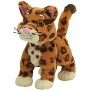 ty beanie babies collection dora's friend baby jaguar