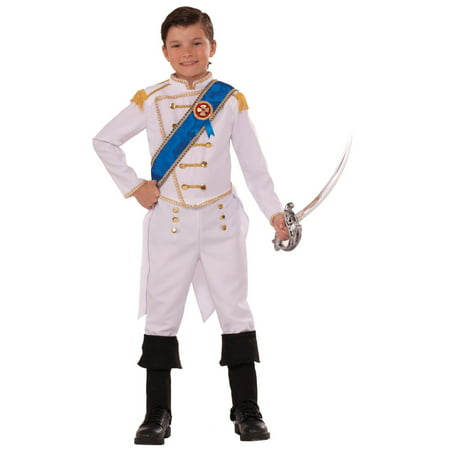 Halloween Child Happily Ever After Prince Costume - Snow White Prince Costume