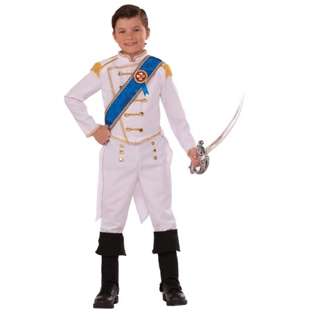 Halloween Child Happily Ever After Prince - Prince Singer Costume