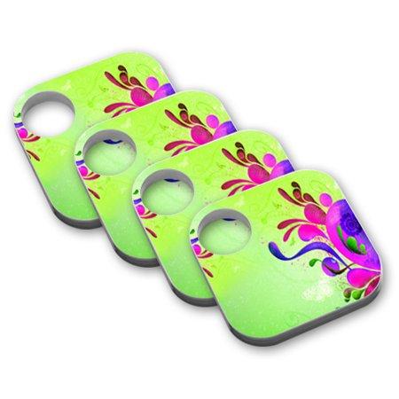 Skin Decal Wrap for Tile Key Phone Finder (4 pack) sticker Pastel
