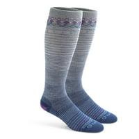 Fox River Women's Boost Ultra Light Over-The-Calf Compression Socks