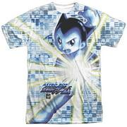 Astro Boy Beams Mens Sublimation Shirt