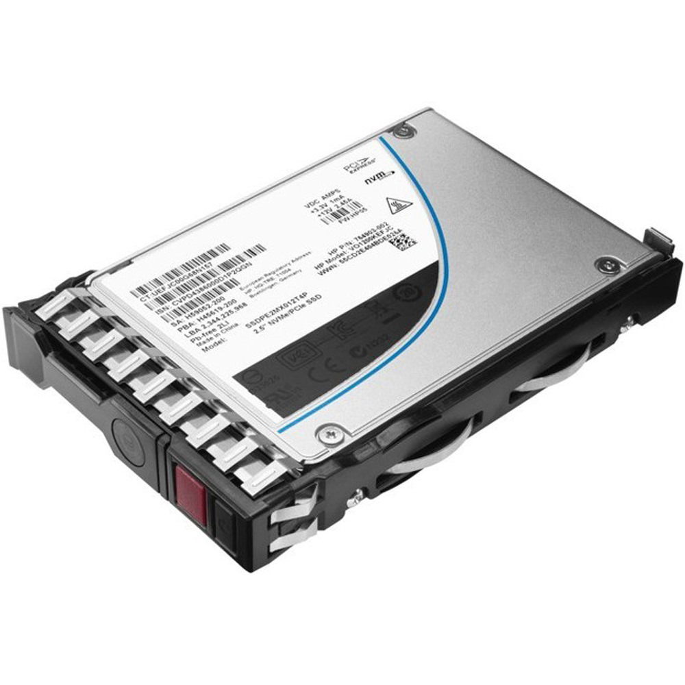 HPE 240GB SATA 6G Read Intensive SFF (2.5in) SC 3yr Wty Digitally Signed Firmware SSD