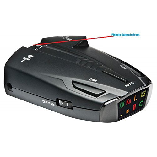 Spy-Max Self Recording DVR Decoy Radar Detector Hidden Covert Car Camera by Spy-MAX Professional Video