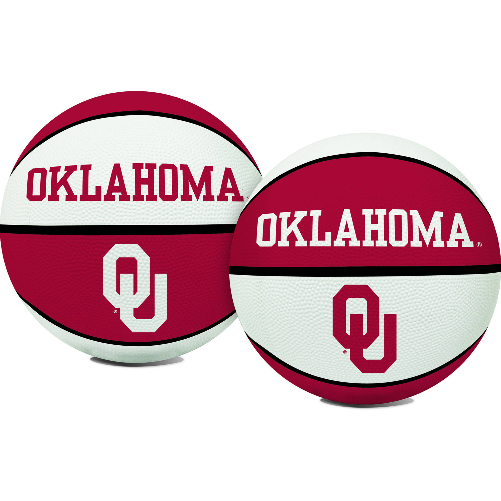 Rawlings NCAA Crossover Full Size Basketball University Of Oklahoma Sooners