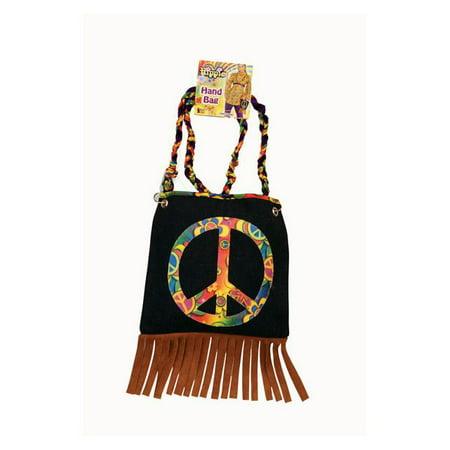 Hippie Peace Purse
