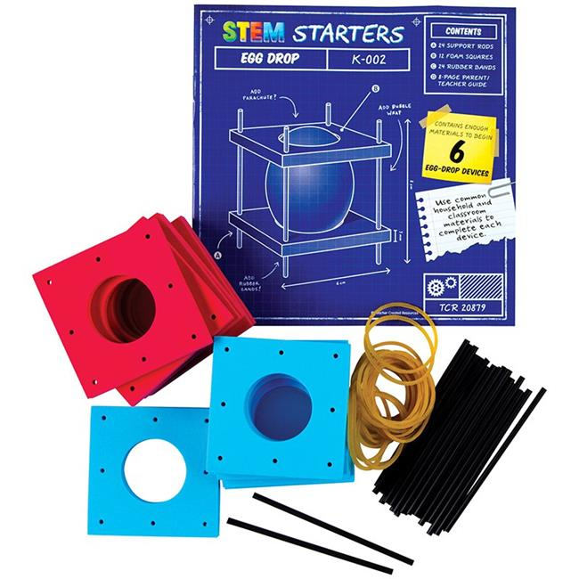 Teacher Created Resources TCR20879 Egg Drop Stem Starters - image 1 of 1