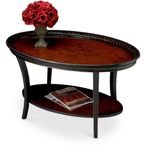 Butler Hamlet Oval Cocktail Table, Multiple Colors by Butler Specialty Company