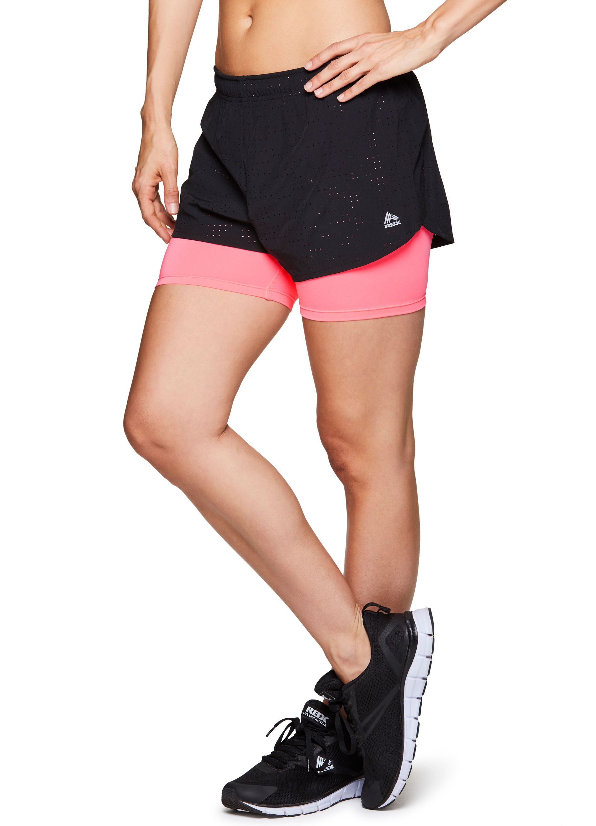 RBX Active Women's Workout Running Shorts