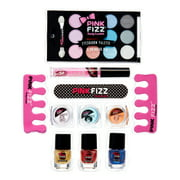 Pink Fizz Little Bow Chic 11 Piece Makeup Set -Color may vary
