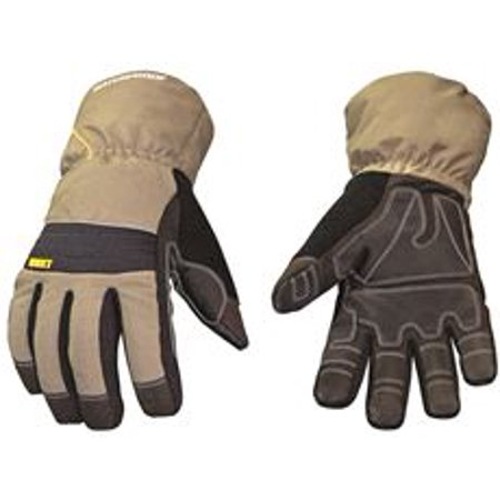 Youngstown Waterproof Winter Xt Insulated Gloves With Extended Gauntlet Cuffs, Medium - Gauntlet Gloves