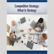 Competitive Strategy - Audiobook