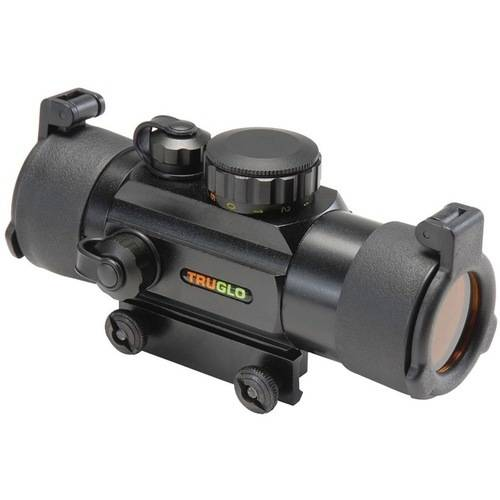 TruGlo 30mm Red Dot Scope, Matte Finish