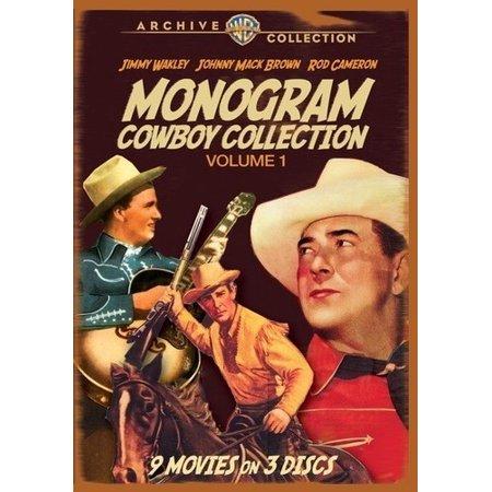 Monogram Cowboy Collection Volume 1 (Maui Jim Cliff House)