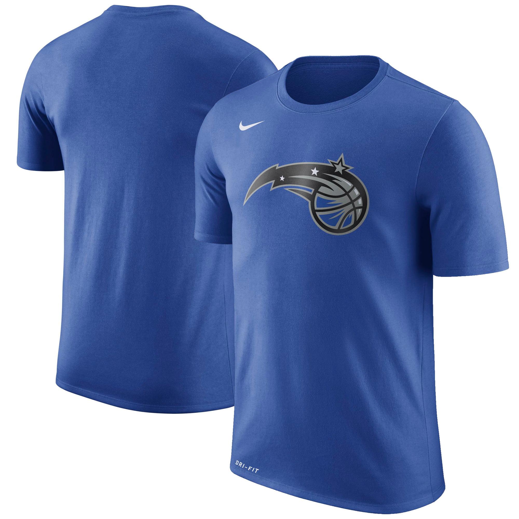 Orlando Magic Nike Logo T-Shirt - Blue
