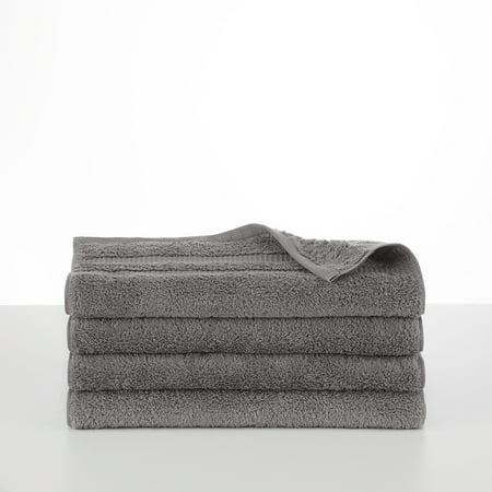 Luxury Supima Grey Hand Towel