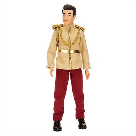 disney cinderella prince charming doll -- 12''](Disney Prince Charming Halloween Costume)