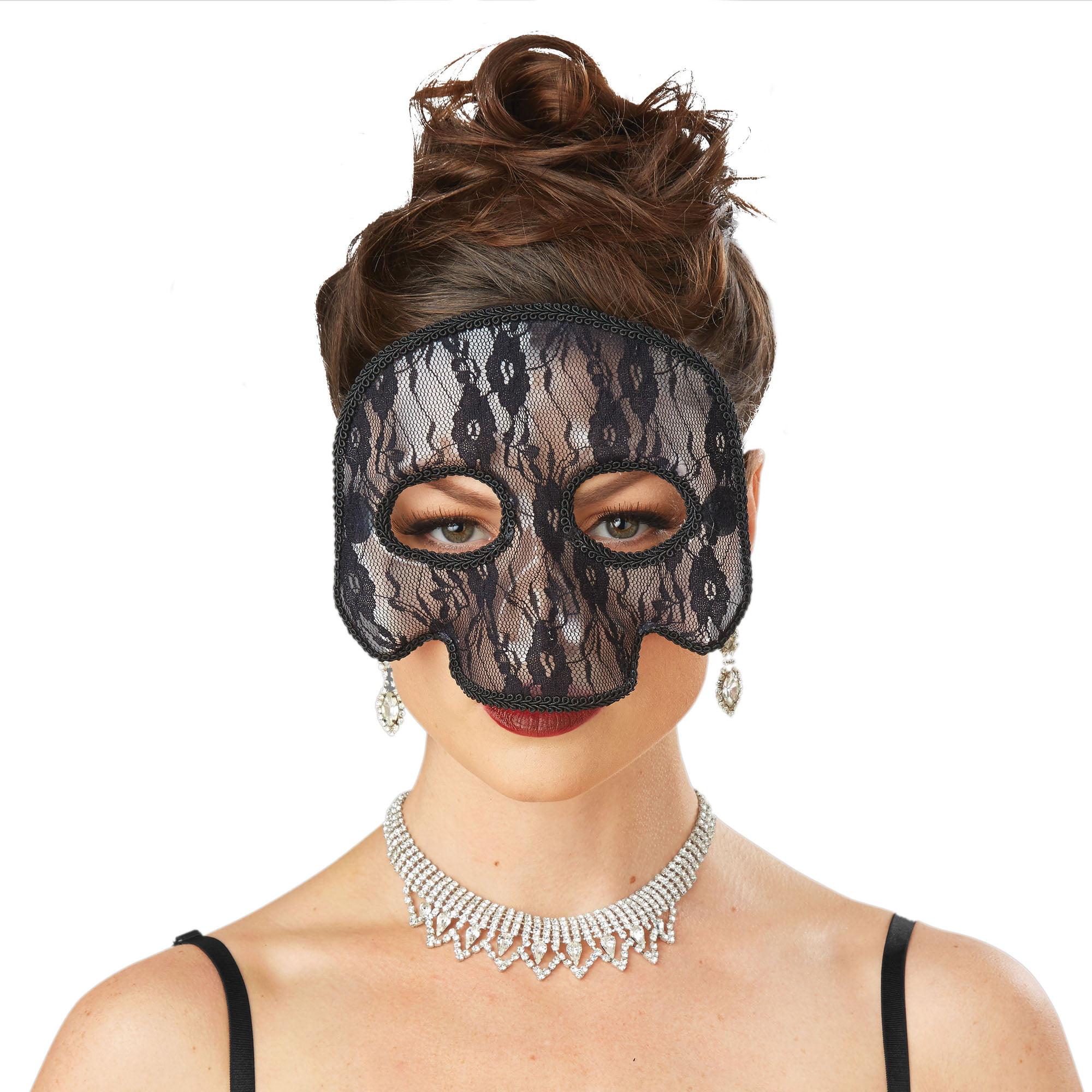 Halloween White Skull Mask