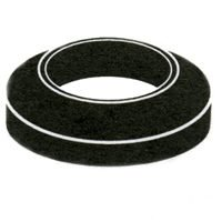 Plumb Pak PP835-84 Toilet Tank To Bowl Gasket, For Use With American Standard, Sponge Rubber