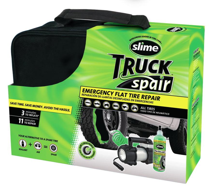 Slime Truck Spair Flat Tire Repair Kit - 50063