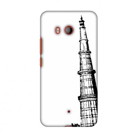 HTC U11 Case, Premium Handcrafted Printed Designer Hard
