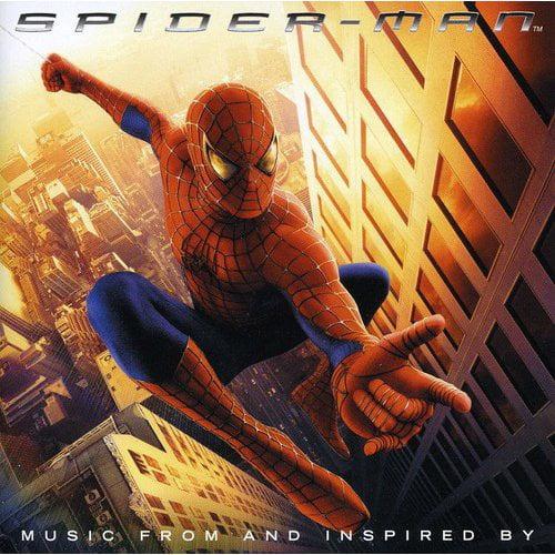 Various Artists - Spider-Man [CD]