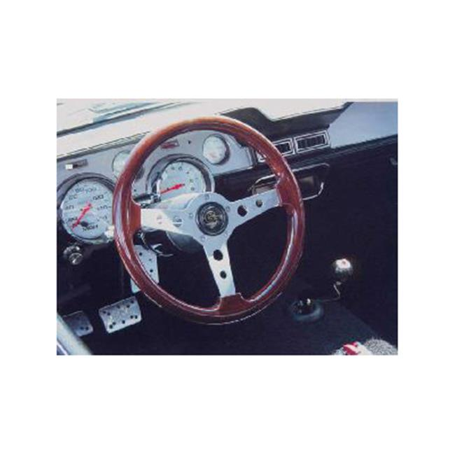 GRANT 714 Mahogany Gt Steering Wheels