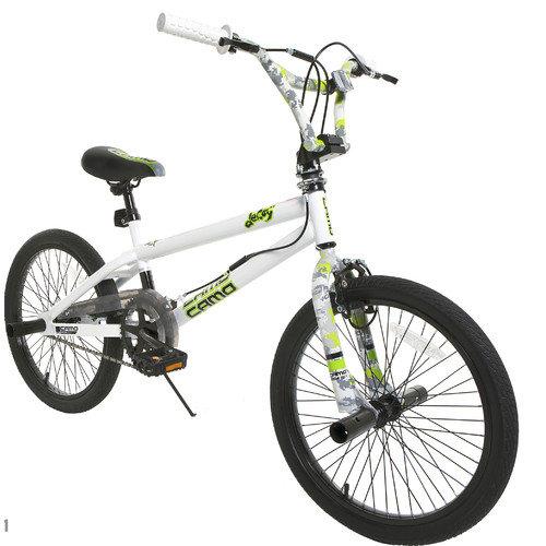 Dynacraft Boy's Camo 20'' BMX Bike