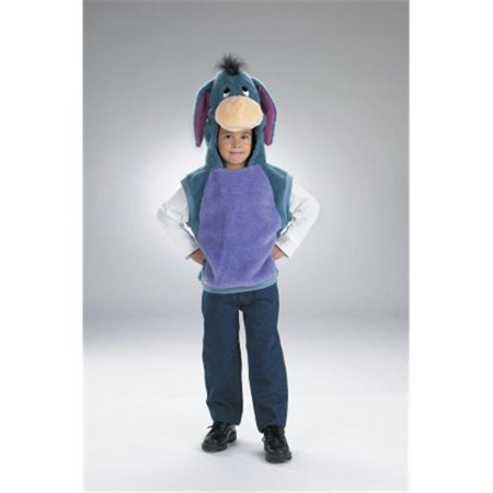 Vest Eeyore 1 To 2](Eeyore Costume Diy)