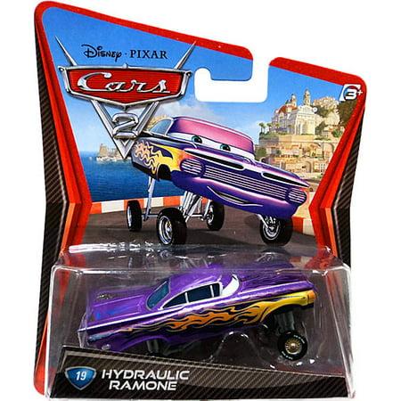 Disney Cars Main Series Hydraulic Ramone Diecast Car