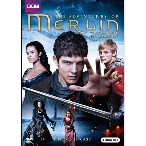 The Adventures Of Merlin: The Complete Fifth Season (Anamorphic Widescreen)
