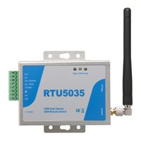 RTU5035 GSM Gate Opener Relay Switch Call Remote Controller Phone Shaking Control Door Opener for Home Secure Systems