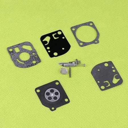 Carburetor Rebuild Kit Gasket for Echo GT1100 GT2100 GT2103 HC1000 PB1000 PB1010 SRM1400 SRM2300 HC1500 replaces Zama RB-21, High quality aftermarket carburetor.., By Aftermarket From USA