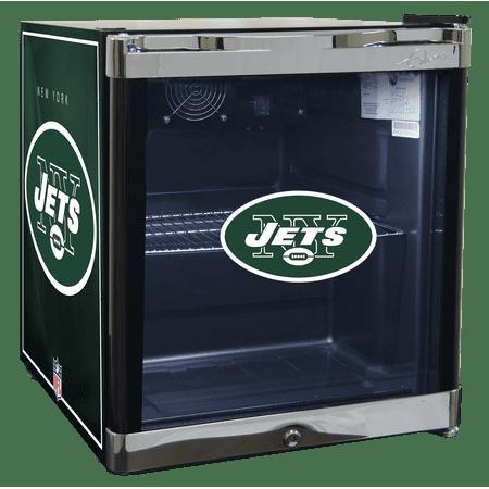 NFL Refrigerated Beverage Center 1.8 cu ft- New York Jets