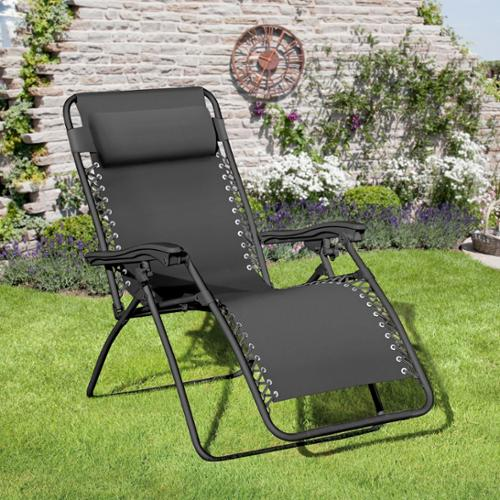 Transcontinental Large Royale Gravity Chair