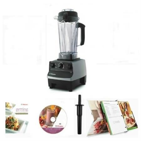 Vitamix C-Series Variable Speed Blender Black (5200) (Vitamix Blender 3600)